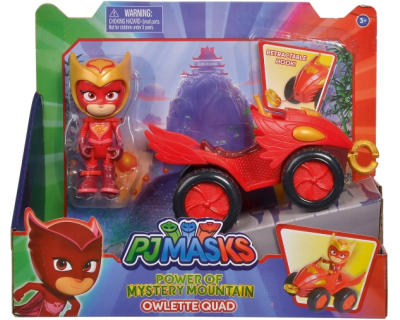 2423 PJ Masks Power of Mysterymountain Owlette