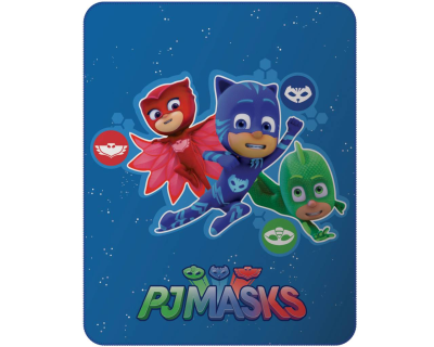 PJ Masks Fleecedeken Hero