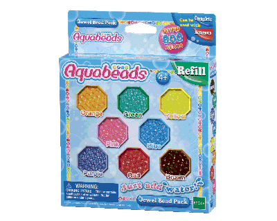 79178 Aquabeads - Jewel Bead Pack