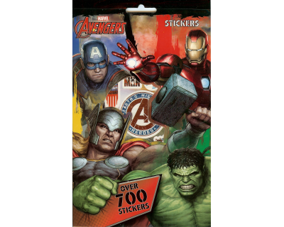 Marvel Avengers stickers 700pcs
