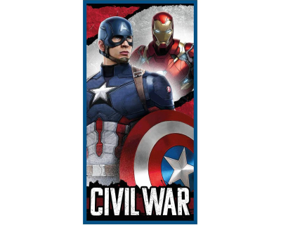 Marvel Avenger strandlaken Civil War