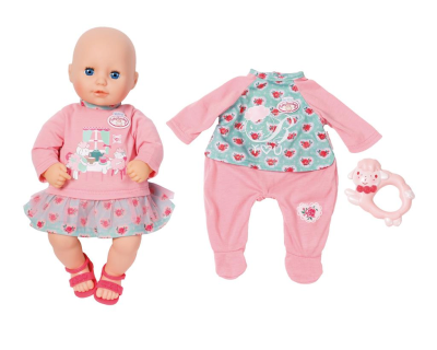 700518 My First Baby Annabell Pop en outfit-set 36cm