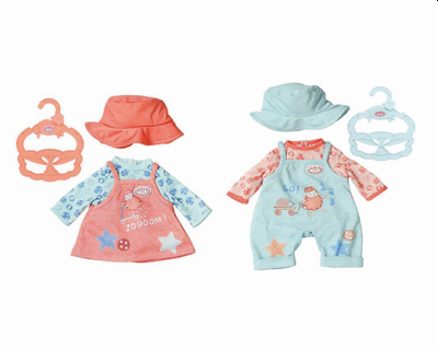 702994 Baby Annabell Little Baby-outfit 36cm