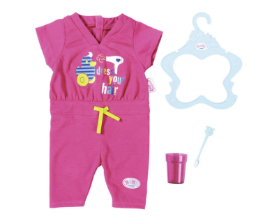 823590 Baby Born Jumpsuit Outfit