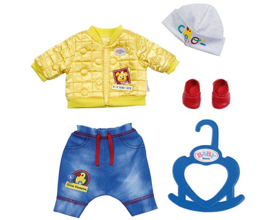 827918 Baby born Little Cool kids-outfit 36 cm