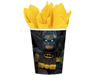 Batman lego feest bekers 266ml