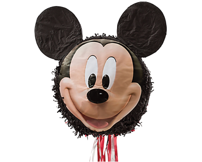 Mickey Mouse feest 3D pull Pinata
