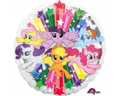 My little Pony feest folie balloon