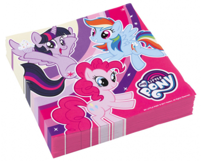 My little Pony feest servetten