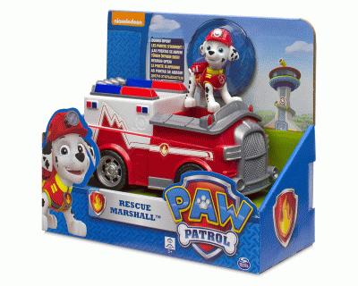 Paw patrol stoel blauw time toys speelgoed feestartikelen