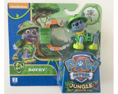 Paw Patrol Jungle Rescue Rocckey