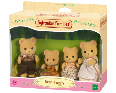 5059 Sylvanian Families - Familie Beer