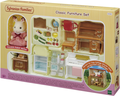 5392 Sylvanian Families - Classic Furniture set
