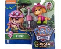 Paw Patrol Jungle Rescue Skye